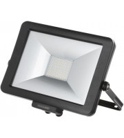 Timeguard 50W Pro LED Slimline Floodlight (Black)