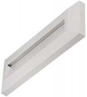 Timeguard 1.6W Horizontal Step Light (White)
