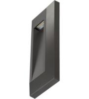 Timeguard 0.8W Verticle Step Light (Dark Grey)
