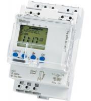 Timeguard Digital Twilight Switch 2 Channel (3 Module) White