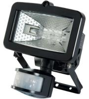 Timeguard Security Pir 100W Energy Saving Halogen Floodlight Black