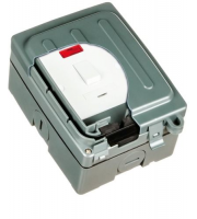 Timeguard Single Gang 13A Fused Spur