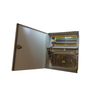 Adata Power Supply Unit 18 X 1 amp Output Power Supply (Grey)