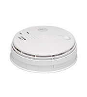 Aico Ionisation Smoke Detector with Lithium Battery (White)