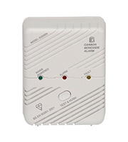 Aico Mains Operated Carbon Monoxide Alarm (White)