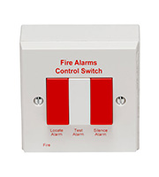 Aico Alarm Remote Control Switch (White)