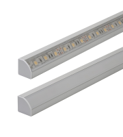 Ansell 2000mm LED Strip Light Profile (Aluminium)