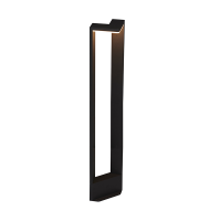 Ansell Arco 9W 1000mm LED Bollard (Graphite)