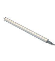 Ansell Axiom 13W 900mm Linkable LED Strip (Warm White)