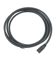 Ansell Axiom 1500mm Mains Lead (Grey)
