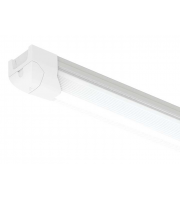 Ansell Airbeam 84W 1820mm Microwave & Emergency LED Batten (White)