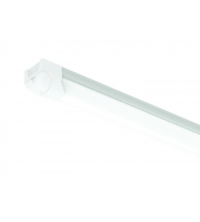 Ansell 25W 1200mm Airbeam Dimmable M3 Self-test LED Batten (White)