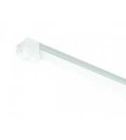Ansell Airbeam 25W 1200mm Dimmable LED Batten (White)