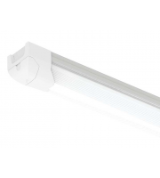 Ansell 35W 1500mm Airbeam 4000K LED Batten Integral Microwave Sensor (White)