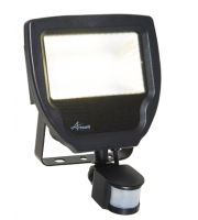 Ansell 20W Carina 4000K Polycarbonate LED Floodlight with PIR (Cool White)