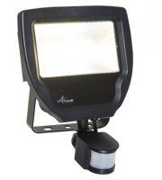 Ansell 30W Carina 3000K Polycarbonate Led Floodlight Sensor (Warm White)