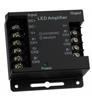 Ansell Cobra Touch Strip Rgb LED Amplifier (Black)