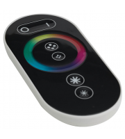 Ansell Cobra Touch 12/24V RGB RF LED Strip Remote Control (Black)