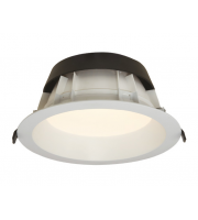 Ansell 18W Comfort 4000K LED Downlight (White)