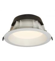 Ansell 18W Comfort 4000K Downlight LED Emergency (Cool White)