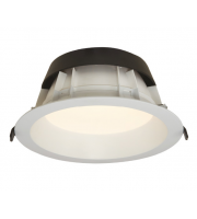 Ansell 18W Comfort 3000K Downlight Dimmable LED Digital Dimming Emergency (Warm White)