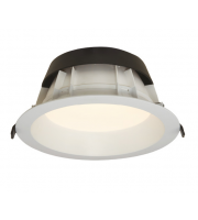 Ansell 18W Comfort 3000K LED Downlight Emergency (Warm White)