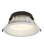 Ansell 25W Comfort 3000K Downlight LED Digital Dimming Emergency (Warm White)