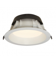 Ansell 25W Comfort 3000K Downlight LED Emergency (Warm White)
