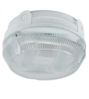 Ansell Delta 28W Cfl Integral Microwave Sensor Bulkhead (White/Prismatic)