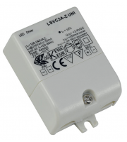 Ansell 3W 350mA Constant Current LED Driver (White)