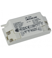 Ansell 9W 350mA Constant Current LED Driver (Grey)