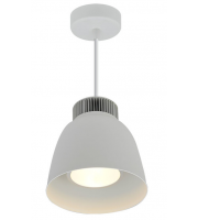 Ansell 22W Decco 3000K LED Pendant (White)