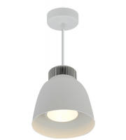 Ansell 50W Decco Hp 3000K LED Pendant (White)