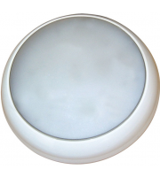 Ansell Disco 28W CFL Integral Microwave Sensor (White)