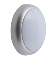 Ansell 14W Disco Emergency & Microwave LED Bulkhead (White)