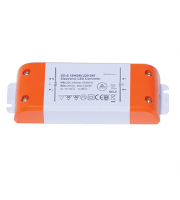 Ansell 120W 24V Constant Voltage Non-Dimmable LED Driver (White)