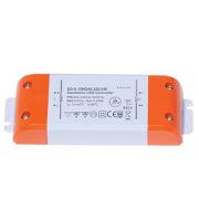 Ansell 20W 350mA Constant Current Non-Dimmable LED Driver (White)