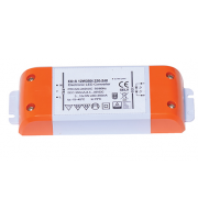 Ansell 20W 700mA Constant Current Non-Dimmable LED Driver (White)