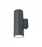Ansell Doppio 29W 4000K Wall Light (Graphite)