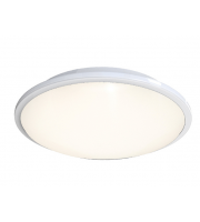 Ansell Eclipse MultiLED 4000K Emergency LED Bulkhead (White)