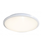 Ansell Eclipse MultiLED Emergency Microwave Sensor LED Bulkhead (White)