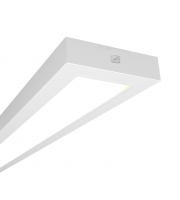 Ansell Gemini 4000K 2x1200mm LED Linear (White)