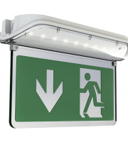 Ansell Harrier Led Double Sided Legend Arrow Up (Green)