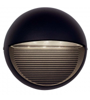 Ansell Kappa 3W LED Wall Light (Black)