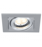 Ansell Lyric 1x50W GU10 Downlight (Brushed Satin)