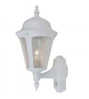 Ansell Latina 42W E27 Pir Wall Lantern (White)