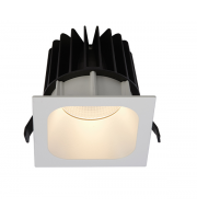 Ansell 40.5W Unity 150 Square 4000K Led Dimmable Downlight (White)