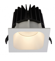 Ansell 40.5W Unity 150 Square 4000K Led Dimmable M3 Downlight (White)
