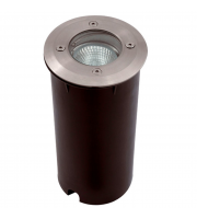 Ansell 50W MR16 / GU10 Inground Uplight (Stainless Steel)