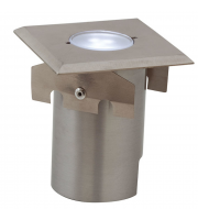 Ansell 5500K Led Square Inground Uplight (Stainless Steel)